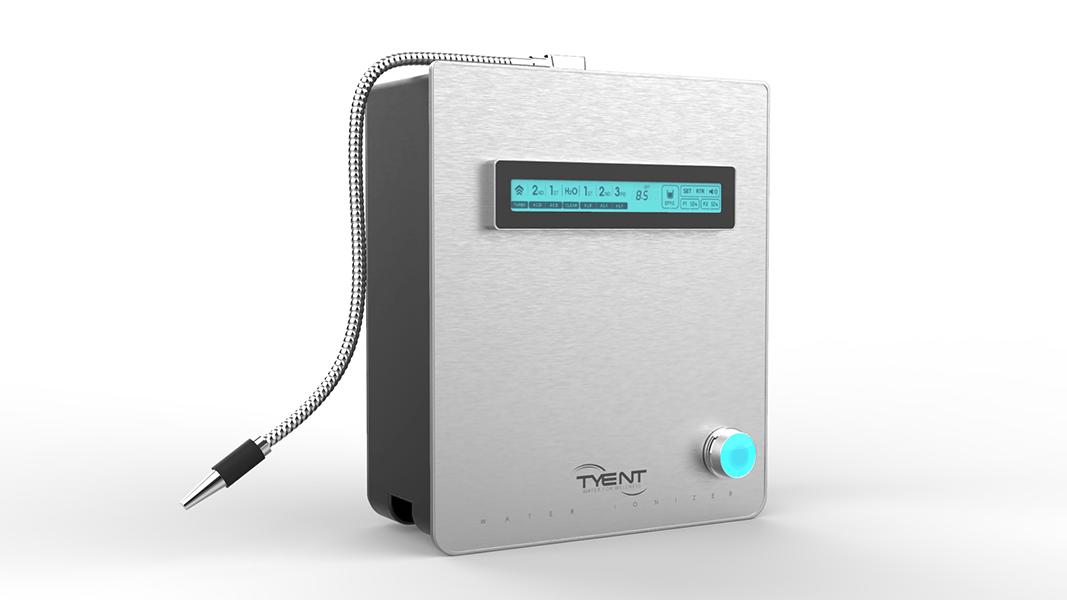 Tyent Edge 9000 Turbo Water Ionizer